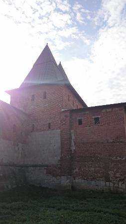Zaraysk Kremlin State Museum of History, Architecture, Art and Archaeology: башенки кремля