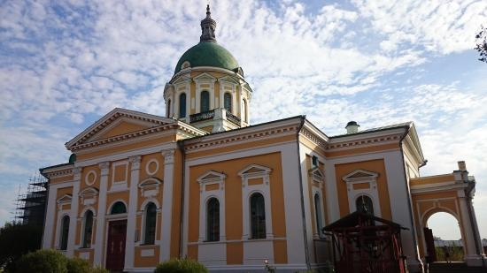 Zaraysk Kremlin State Museum of History, Architecture, Art and Archaeology: Храм Иоанна Предтечи