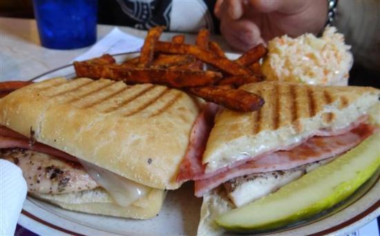 Miss Monticello Diner: Panini