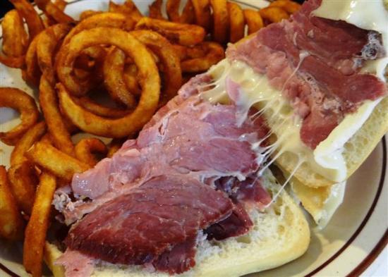 Miss Monticello Diner: Rueben