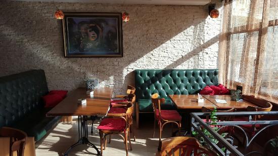 Vranje, Serbia: Nana Bistro & Cafe