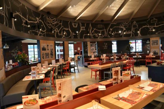 Courtepaille rennes route de lorient 7 rue nikola tesla for Restaurant saint gregoire