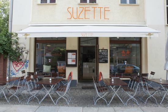 Photo of French Restaurant Suzette at Pappelallee 15, Berlin 10437, Germany