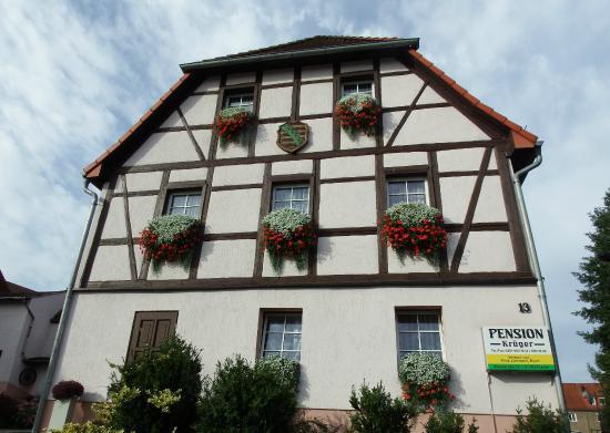 Freital, Tyskland: The house