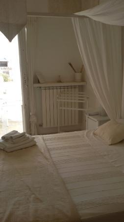 letto con baldacchino - Foto di Corte Moline, Gallipoli - TripAdvisor