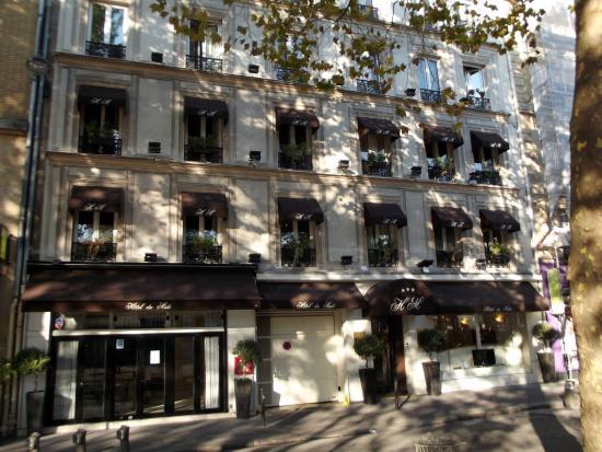 Hôtel Du Midi Paris Montparnasse : Facciata