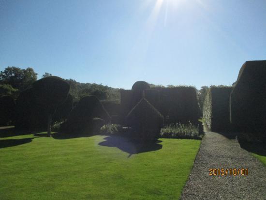 Kendal, UK: Gardens