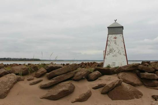 Murray Harbour Range Lighthouses