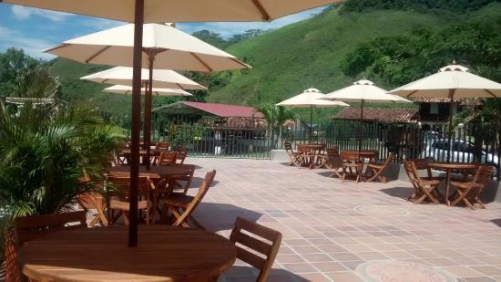 Ciudad Bolivar, Colombia: Finca Hotel Lagos del Citara
