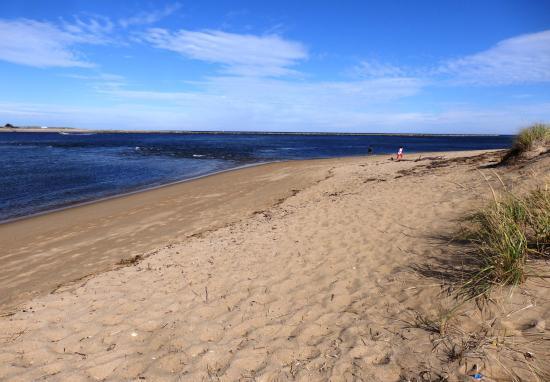 Plum Island, MA: the beach