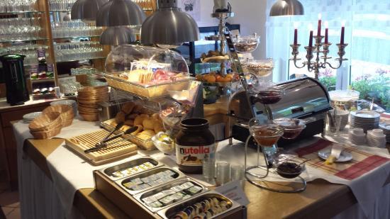 Hotel Wilhelm Von Nassau: Heel gevarieerd ontbijt