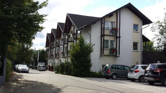 Hotel Wilhelm Von Nassau: Mooi hotel