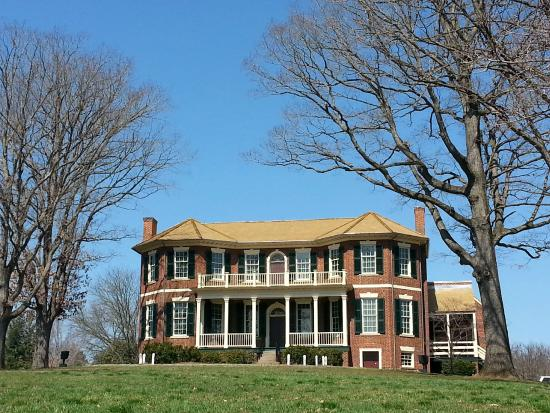 Point of Honor: New roof fall 2014