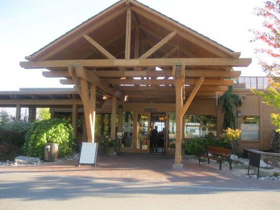 West Kelowna, Canada: ENTRANCE