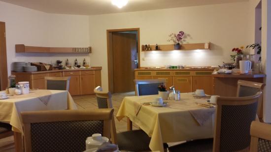 Hotel Christl Garni: Heerlijk ontbijt