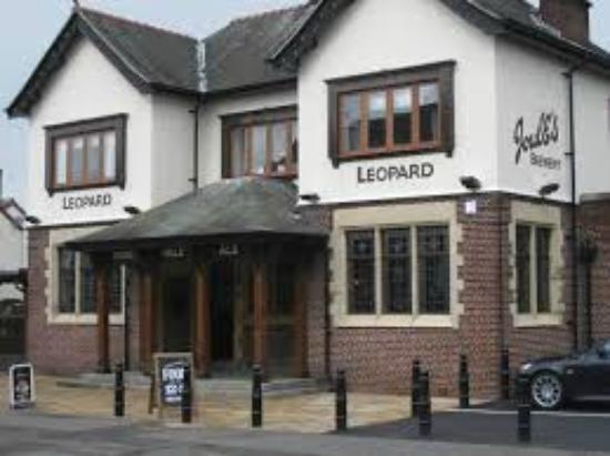 The Leopard Nantwich: Leopard Pub