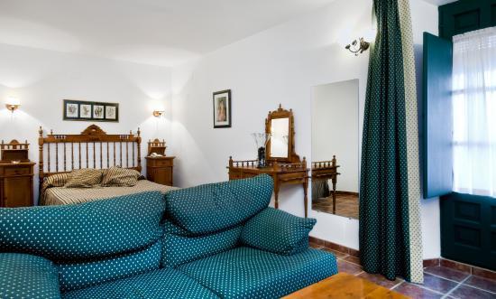 Palacio Buenavista Hospederia: Habitación tipo suite