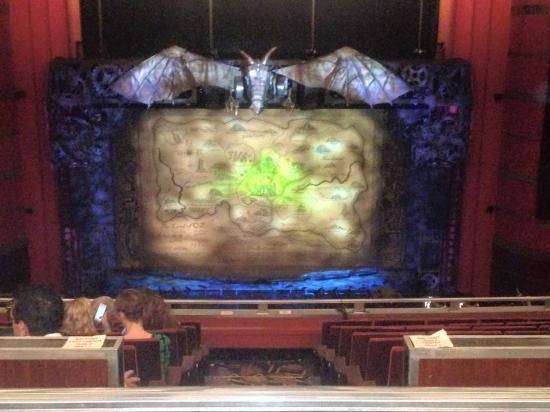 Center Stage Picture Of Music Hall Kansas City Kansas City