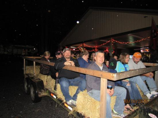 Haunted hayride knoxville tn