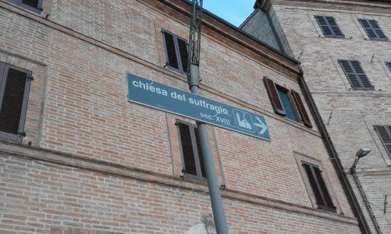 Cupra Marittima, Italy: Per la Chiesa