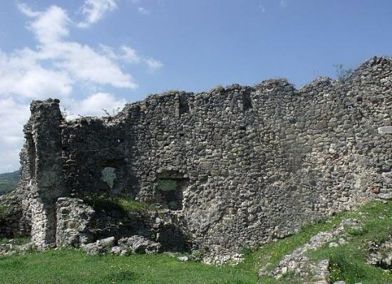Senaki, Georgia: Fortress Shkhepi