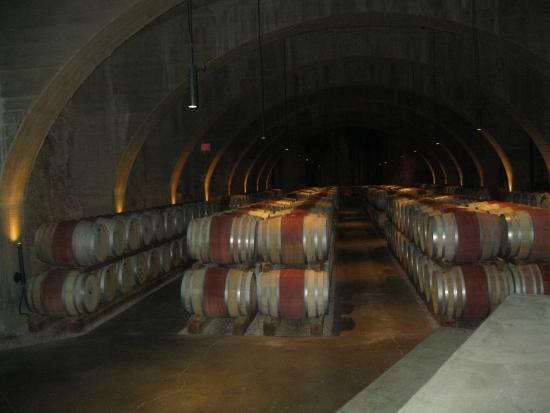 West Kelowna, Kanada: WINE BARRELS