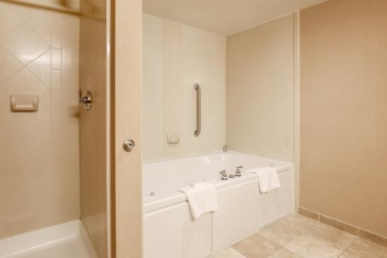 Hampton Inn Nanuet : suite
