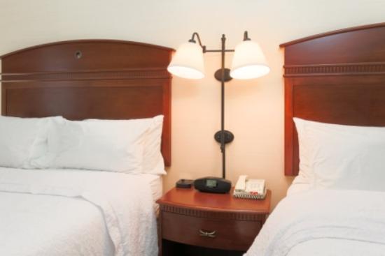 Hampton Inn Nanuet : 2 queen beds