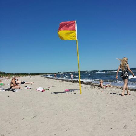 Vaeggerlose, Dinamarca: Marielyst Strand