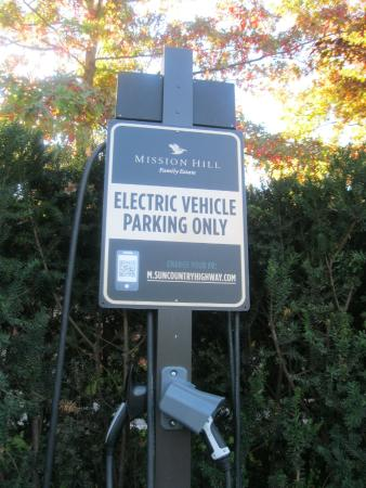 West Kelowna, Canadá: GOT AN ELECTRIC CAR