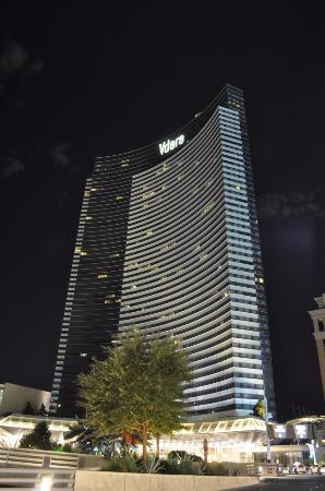 Hotel Vdara Picture of Vdara Hotel Spa Las Vegas TripAdvisor
