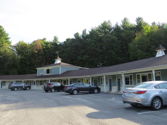 Briarcliff Motel: All rooms have same setting