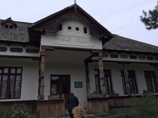 Village Museum of Valcea County