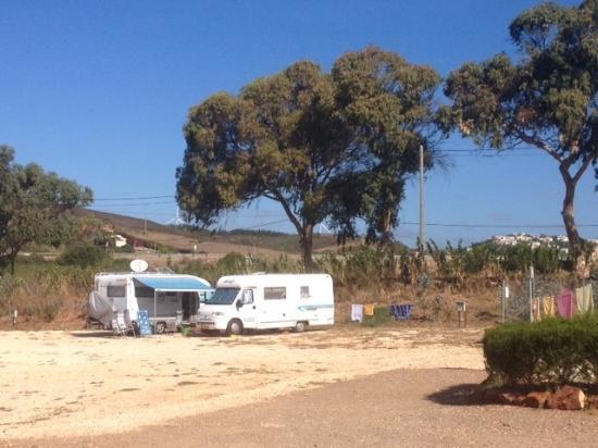 Figueira, Portugal: Parque de Autocaravanas