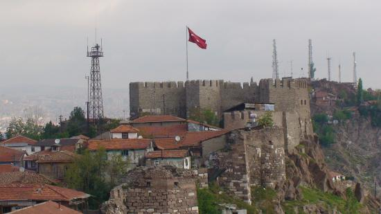 20151019_150048_large.jpg - Foto de Ankara Castle, Ankara ...