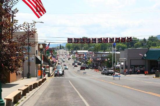 Downtown -Grangeville, Idaho