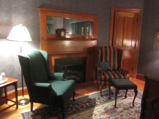 Governor's House in Hyde Park: Governors Bedroom
