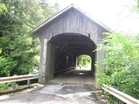 Hyde Park, VT : Marriage Testers  - Covered Bridges - Find them if you can!