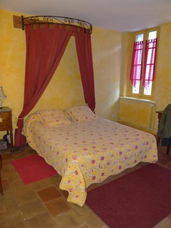 Les Florentines : chambre jonquille
