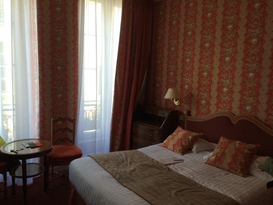Hotel Le Regent: Room 32