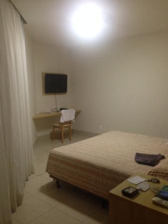 Gaivota Barra Hotel : Cama