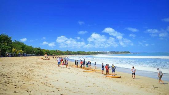 Kuta Beach Bali Review