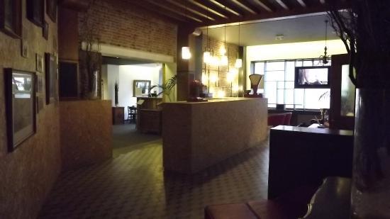 Lobby - bar - Picture of Van Belle Hotel, Anderlecht - TripAdvisor