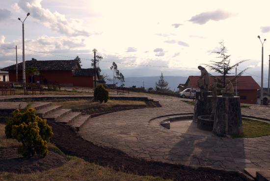 Distrito de Huancas