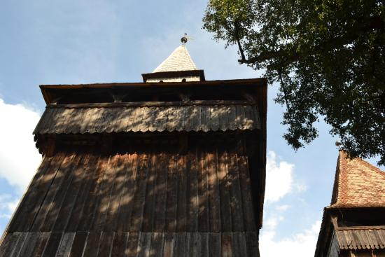 Villages with Fortified Churches: One of Seven Towers