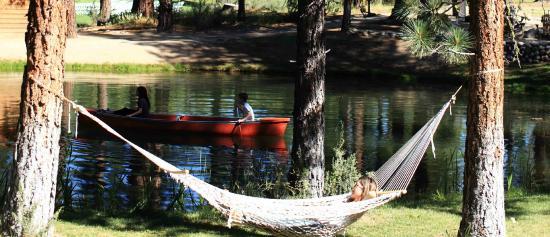 Graeagle, Kaliforniya: Catch and Release Fishing Pond