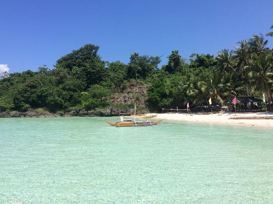 San Jose, الفلبين: Inasakan Beach