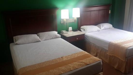 Hotel & Suites El Picacho : Habitacion Doble