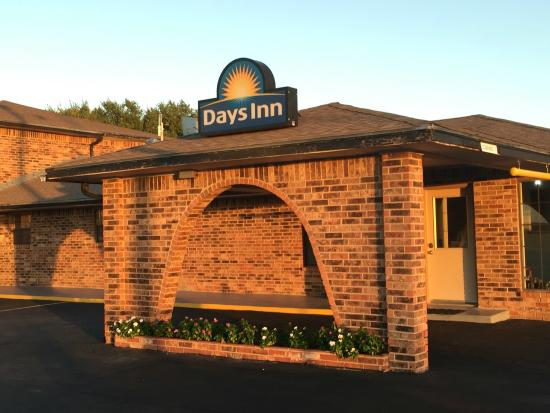 Days Inn Erick: Welcome to the Days Inn