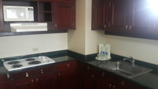 Hotel & Suites El Picacho: Cocina Suite Presidencial